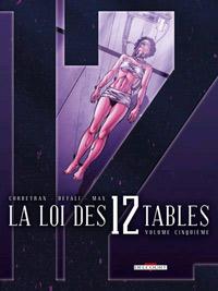 Asphodèle : La Loi des 12 tables : Volume cinquième [#5 - 2006]