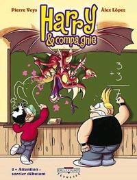Harry & Compagnie : Attention, sorcier débutant ! #2 [2006]