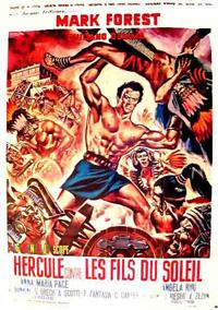Hercule / Ursus : Hercule contre les fils du Soleil [1964]