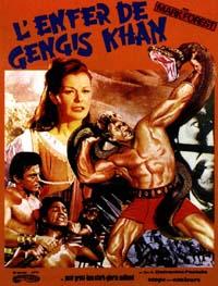 Maciste : L'enfer de Gengis Khan [1965]