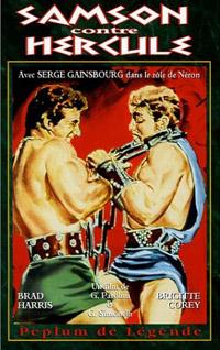 Hercule / Ursus : Samson contre Hercule [1961]