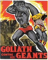 Goliath contre les géants [1961]