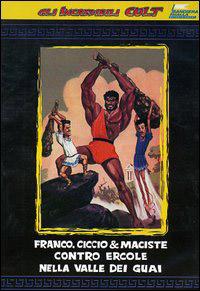 Hercule / Ursus : Deux corniauds contre Hercule [1961]