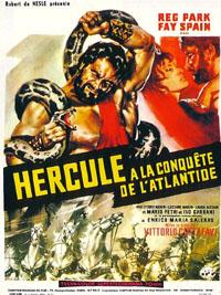 Hercule / Ursus : Hercule à la conquête de l'Atlantide [1961]