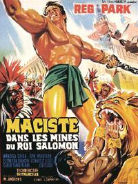 Maciste dans les mines du roi Salomon [1964]