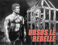 Hercule / Ursus : Ursus le rebelle [1963]