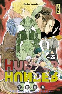 Hunter X Hunter [#22 - 2006]