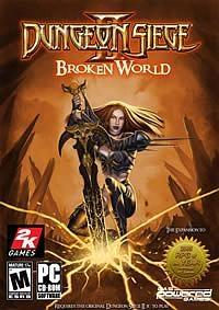 Dungeon Siege II : Broken World : Dungeon Siege 2 : Broken World - PC