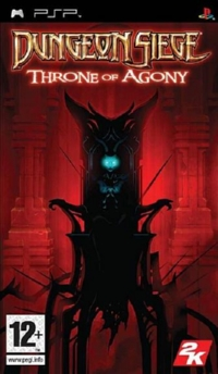 Dungeon Siege : Throne of Agony : Throne of Agony - PSP