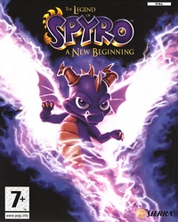 The Legend of Spyro : A New Beginning - PS2