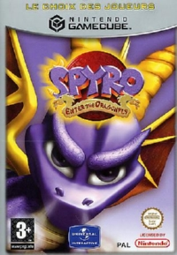 Spyro : Enter the Dragonfly [2002]