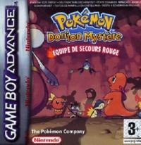 Pokémon : Donjon Mystère Equipe de Secours Rouge [2006]