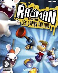 Rayman contre les lapins crétins - WII