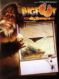 Bigfoot et les Hendersons