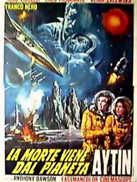 La mort vient de la planète Aytin [1968]