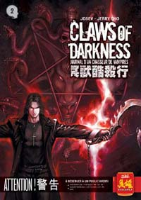 Claws of Darkness [#2 - 2006]