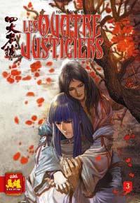 Les Quatre Justiciers [#3 - 2006]