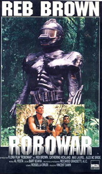 Robowar [1989]