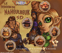 Le donjon de Naheulbeuk : Les Figurines de Naheulbeuk [2005]