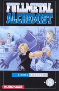 Fullmetal Alchemist [#8 - 2006]