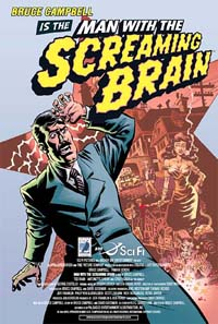 Man with the Screaming Brain [2007]