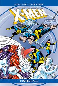 L'intégrale X-Men : X-Men : L'intégrale 1963 - 1964 [#1 - 2006]