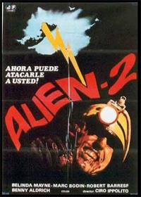 Alien : Le monstre attaque [1981]