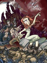 Les chemins d'Avalon : Trafic des fées #1 [2006]