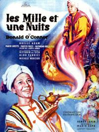 Aladdin : Les mille et une nuits [1962]
