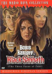 Les trois visages de la peur / Black Sabbath : Les trois visages de la peur [1964]