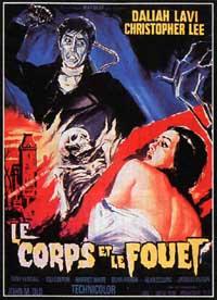 Le corps et le fouet [1964]