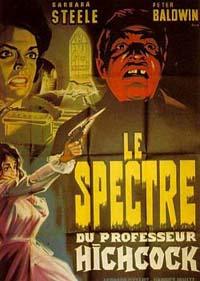 L'effroyable secret du Dr. Hichcock : Le spectre du Pr. Hichcock [1964]