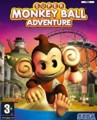 Super Monkey Ball Adventure - PSP