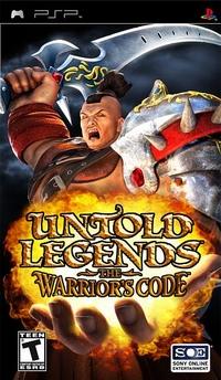 Untold Legends : The Warrior's Code [#2 - 2006]
