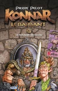Konnar le Barbant - L'intégrale