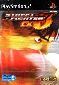 Street Fighter EX3 [2001]