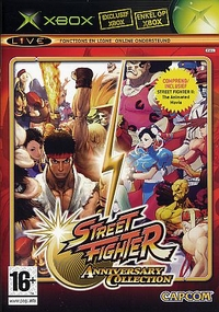 Street Fighter Anniversary Collection [2004]