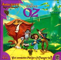 Aventures merveilleuses - le magicien d'OZ [2006]
