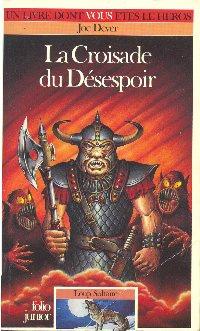 Loup Solitaire / Magnamund : Loup solitaire : La Croisade du Désespoir #15 [1992]