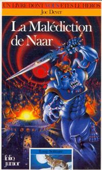 Loup Solitaire / Magnamund : Loup solitaire : La Malédiction de Naar [#20 - 1997]