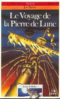 Loup Solitaire / Magnamund : Loup solitaire : Le Voyage de la Pierre de Lune #21 [1997]