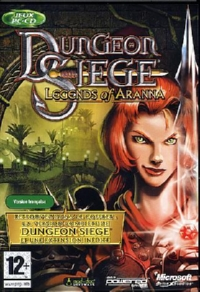 Dungeon Siege : Legends of Aranna #1 [2003]