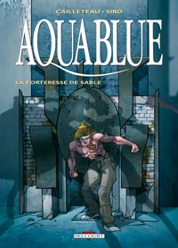 Aquablue : La Forteresse de sable #11