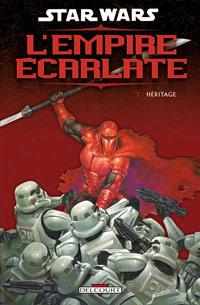 Star Wars : L'empire écarlate : Héritage #2 [2006]