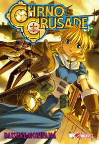Chrno Crusade #5 [2006]