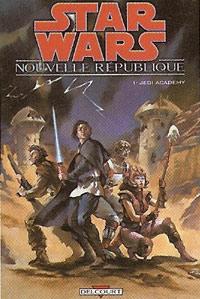 Star Wars Nouvelle République : Jedi Academy #1 [2006]