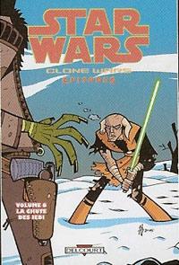 Star Wars : Clone Wars episodes : La Chute des Jedi #6 [2006]