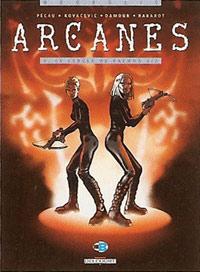 Arcanes : Le Cercle de Patmos 2/2 [#5 - 2006]