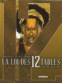 Asphodèle : La Loi des 12 tables : Volume sixième #6 [2006]