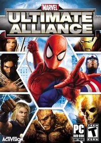 Marvel Ultimate Alliance - PS2